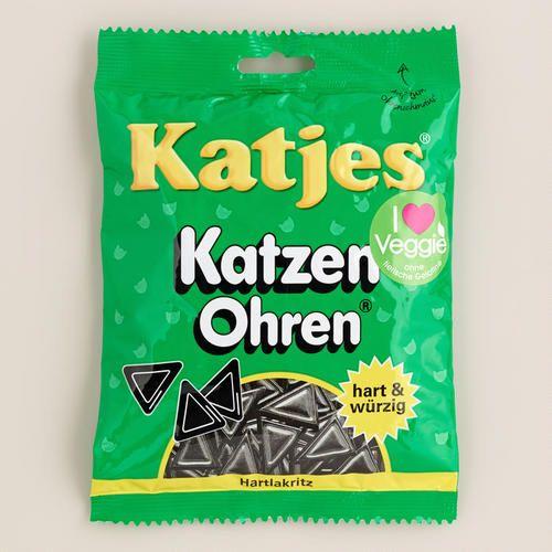 One of my favorite discoveries at WorldMarket.com: Katjes Katzen Ohren, Set of 10