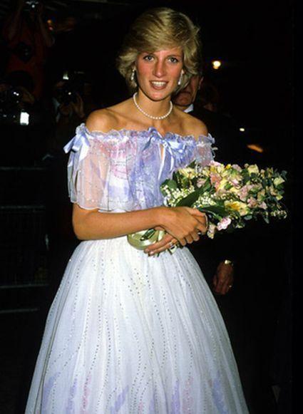 Antje -  Royal Albert Hall - May of 1983