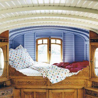 Marie Clire Maison built-in beds