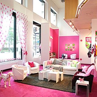 High Quality Victoriau0027s Secret PINK Room (cute Tennager Room)