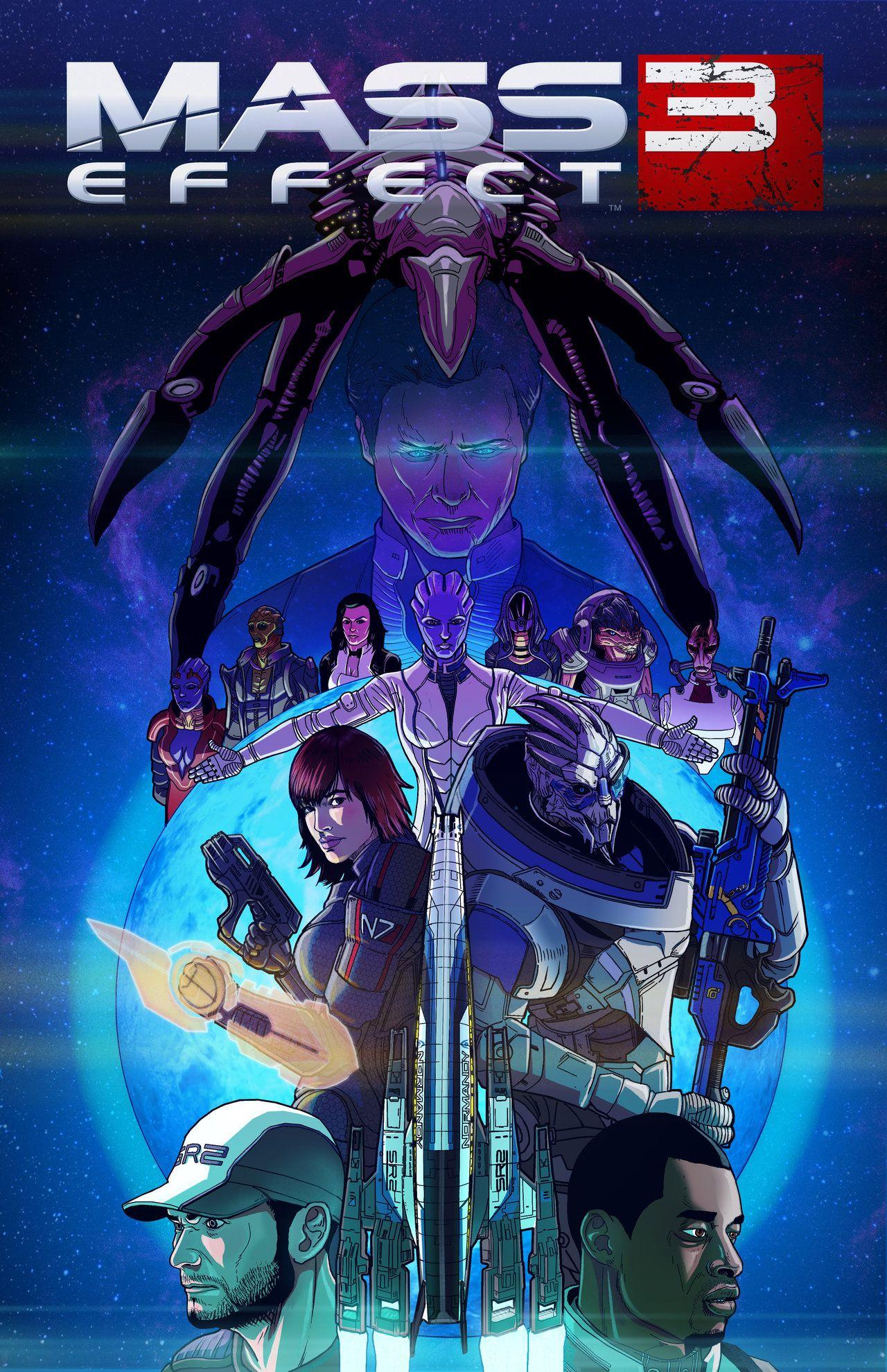 STARD Mass Effect Cos Play Characters: Miranda, Jack and Samara.