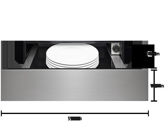 Hl Dw165s Produktarchiv Warmeschubladen Panasonic Deutschland Osterreich Warmeschublade Einbaugerate Schubladen