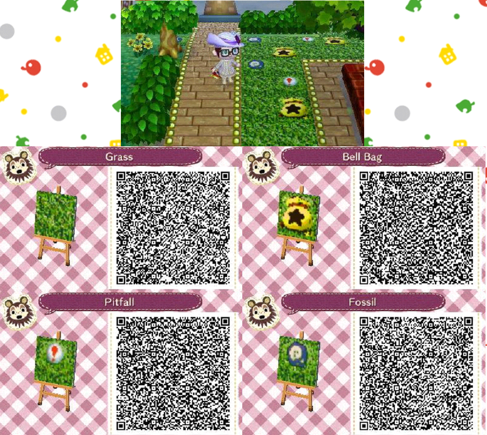 Pink Animal Crossing Theme Tote