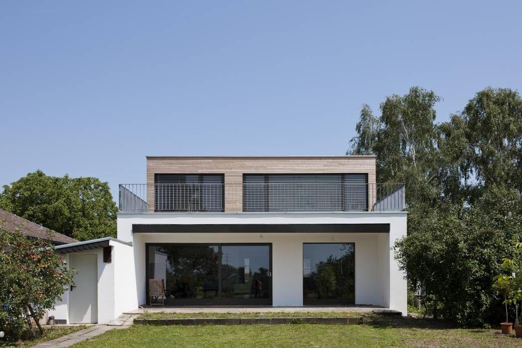 Moderne Häuser Bilder: Wohnhaus Niederkassel