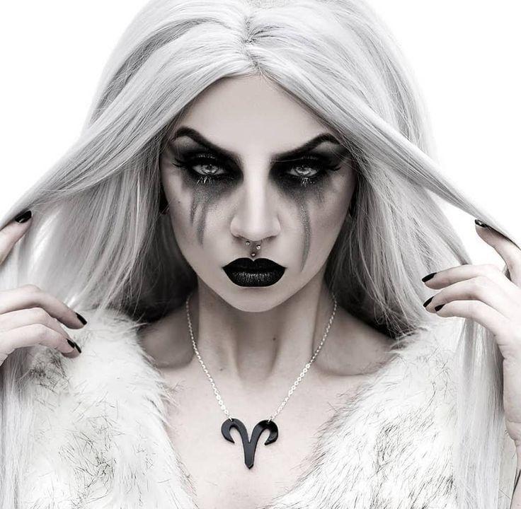 Halloween Makeup Witch