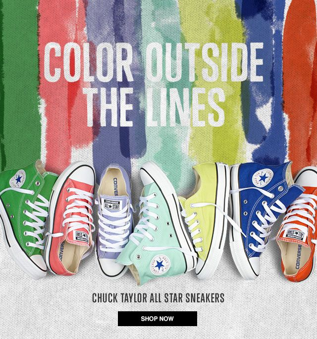 Customize your own Converse! | Converse, Design your own