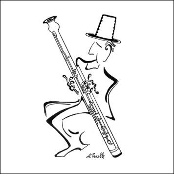 Bassoon Art Fagott Musik