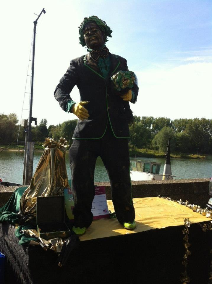 World Statues Arnhem, the Netherlands