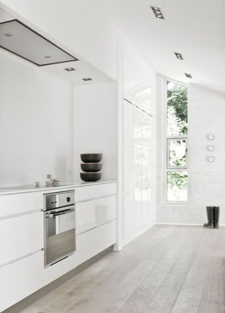 Perfection. #kitchen #white