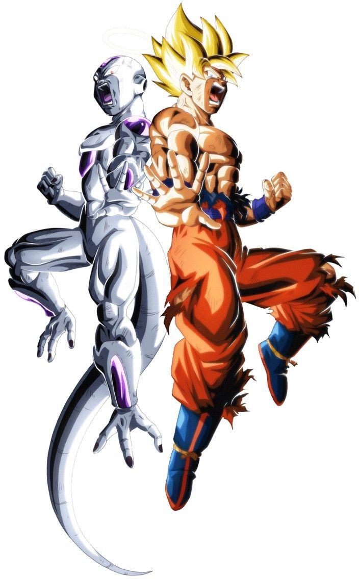 Freezer Y Goku Dragon Ball Z Anime Dragon Ball Super Dragon Ball Super Manga