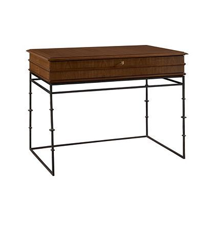 Elston Side Table From The Hartwood Collection By Hickory Chair