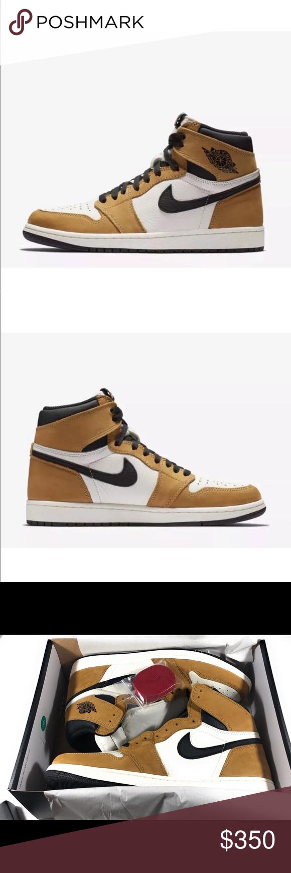 online retailer ce8b1 cf6e1 I just added this listing on Poshmark  Nike Air Jordan 1 Retro High OG  Rookie Of The Year.  shopmycloset  poshmark  fashion  shopping  style   forsale  Nike ...