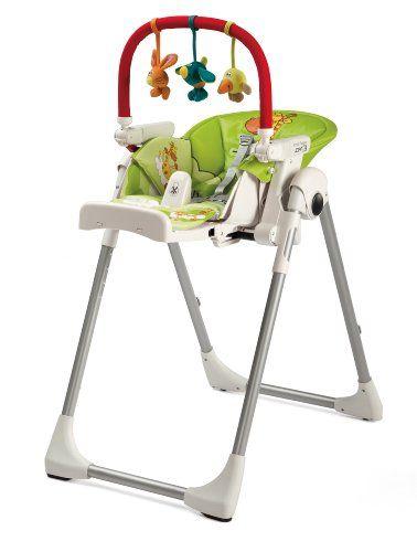 Peg Perego High Chair Play Bar Peg Perego High Chair Baby High
