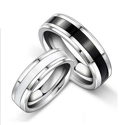Custom Engraved Wedding Bands Tungsten Rings For 2 S