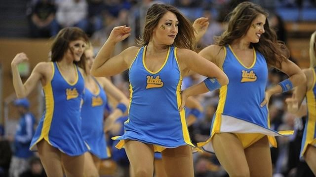 basketball Ucla cheerleaders college