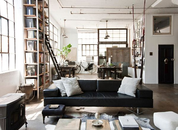 Room Ideas · Living In A Loft Residence Isnu0027t Always As Dreamy As It Seems  To Be