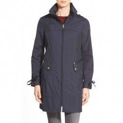 a56a3b9cb2dce Women s Cole Haan Signature Stand Collar Raincoat