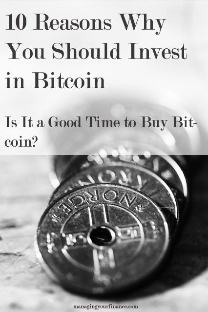 good idea to invest in bitcoin