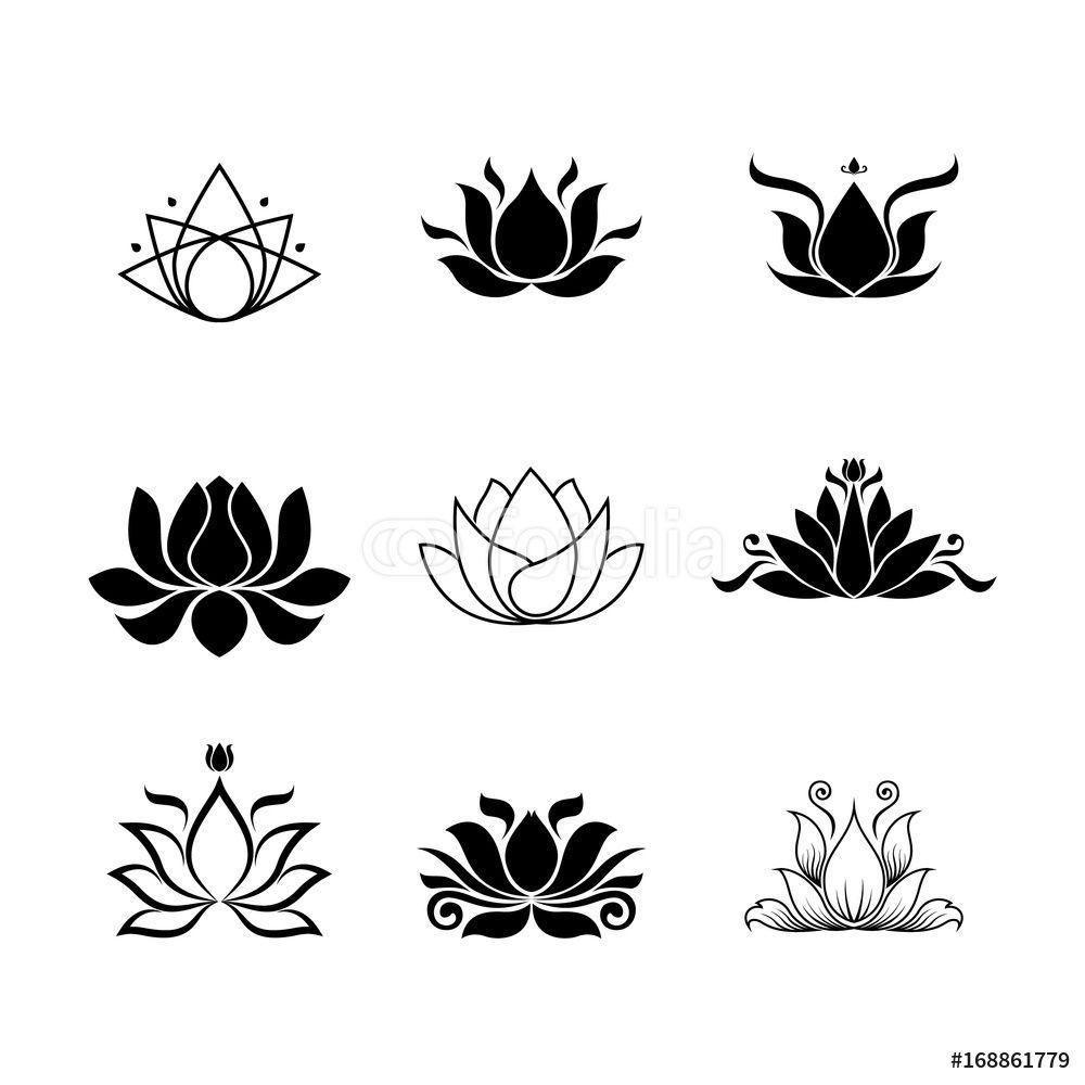 Naklejki Na Sciane Lotus Logo 168861779 Naklejka Naklejki Sciana Dekoracja Salon Kuchnia Lazienka Kwiaty Lotus Flower Logo Lotus Logo Flower Logo