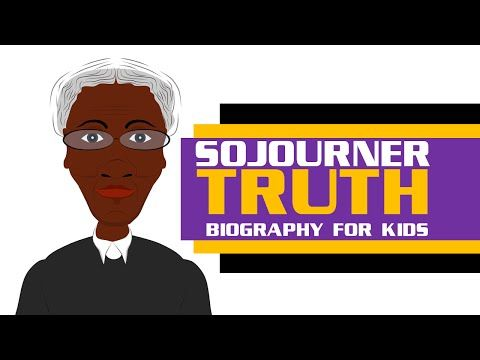 coloring pages for sojourner truth - photo#36