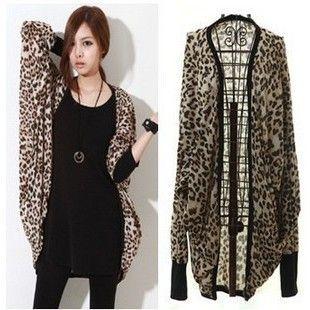 Leopard Blouse $10.99
