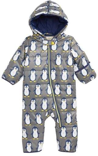 cdc67afc154e Hatley Winter Blunder Water-Resistant Hooded Snowsuit