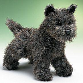 Plush Cairn Terrier Cairn Terrier Terrier Cairn