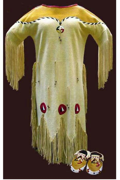 Pingl par tammy goodwin sur native americans pinterest for Vetements artisanat indien