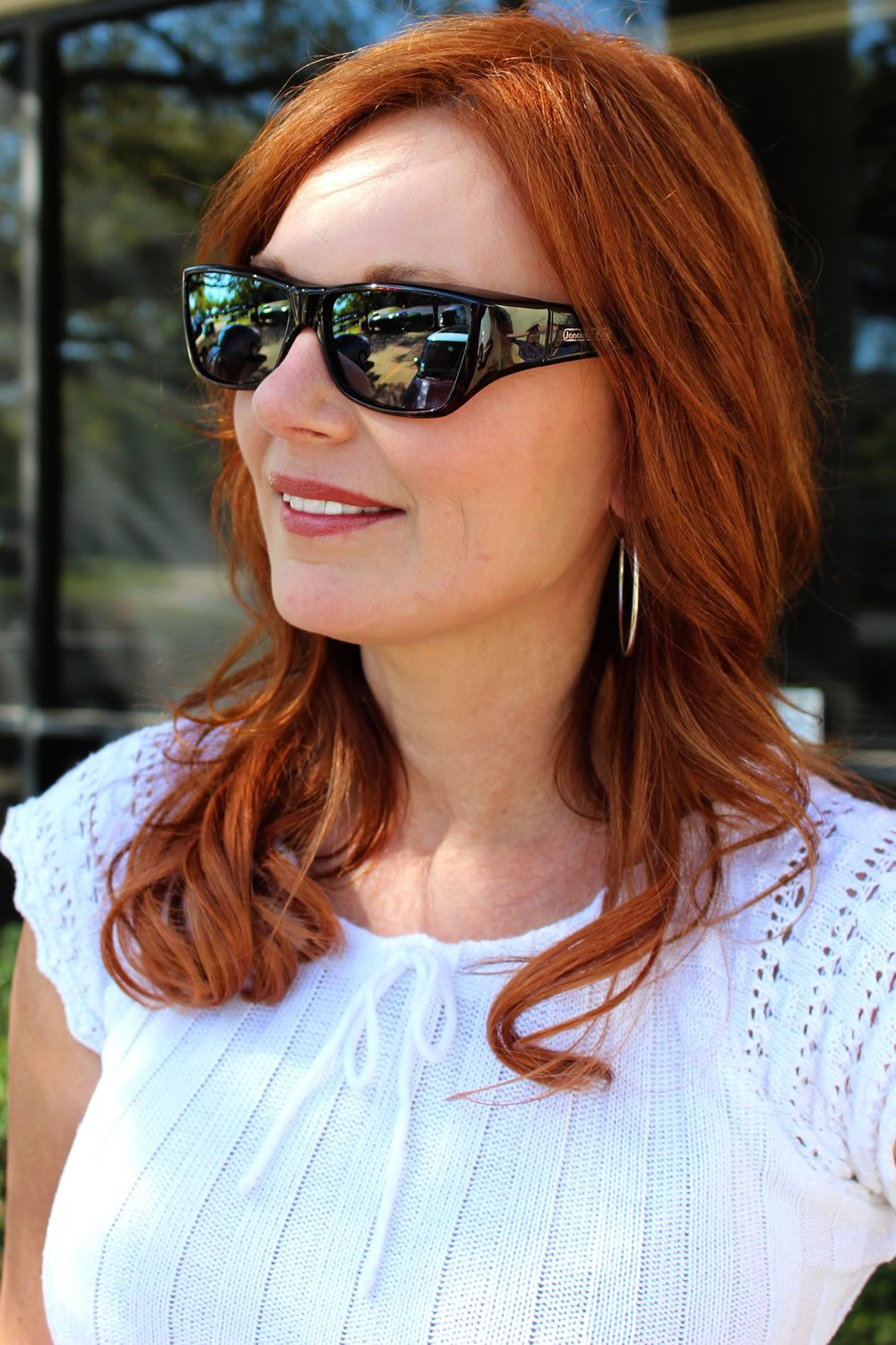 872f0aefa3 Neera Leopard Black Fitover Sunglasses by Jonathan Paul® are the perfect  sunwear solution for those struggling to protect their eyes from harmful UV  rays ...