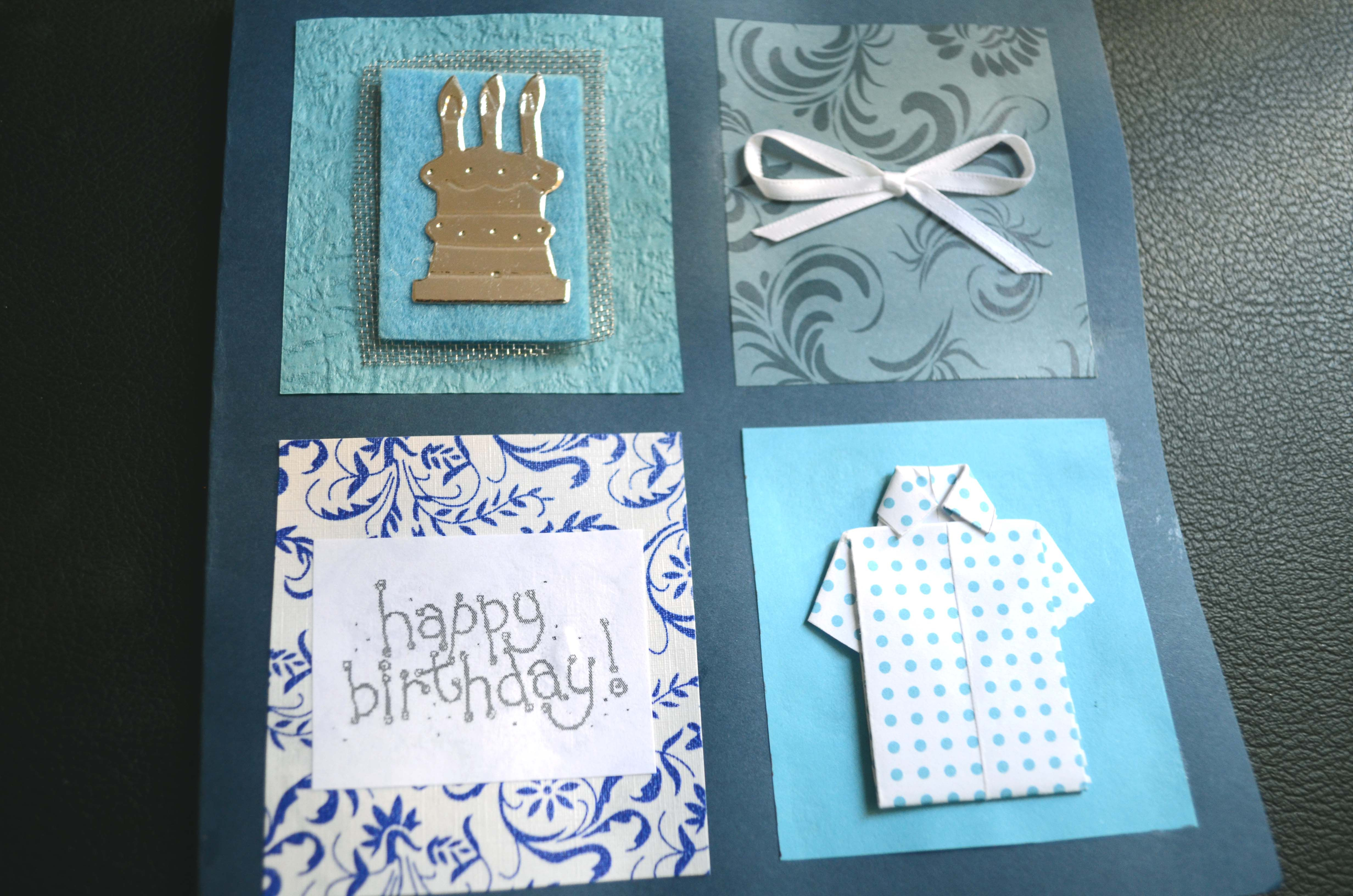 Creative Birthday Card For Dad Happy Birthday Card For Father