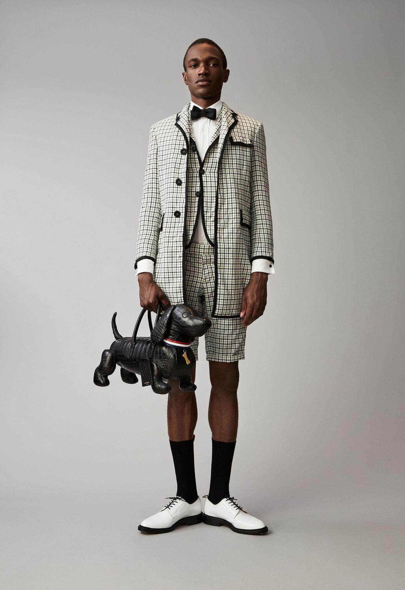 76b5f01cdd6 Thom Browne: Cruise 2018 | Men's exquisite fashion | Pinterest ...