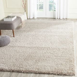 For Safavieh California Cozy Solid Beige Rug 8 X 10 Get Free Shipping At Your Online Home Decor Outlet