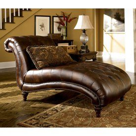 Signature Design By Ashley Claremore Casual Brown Chaise Lounges 8430315