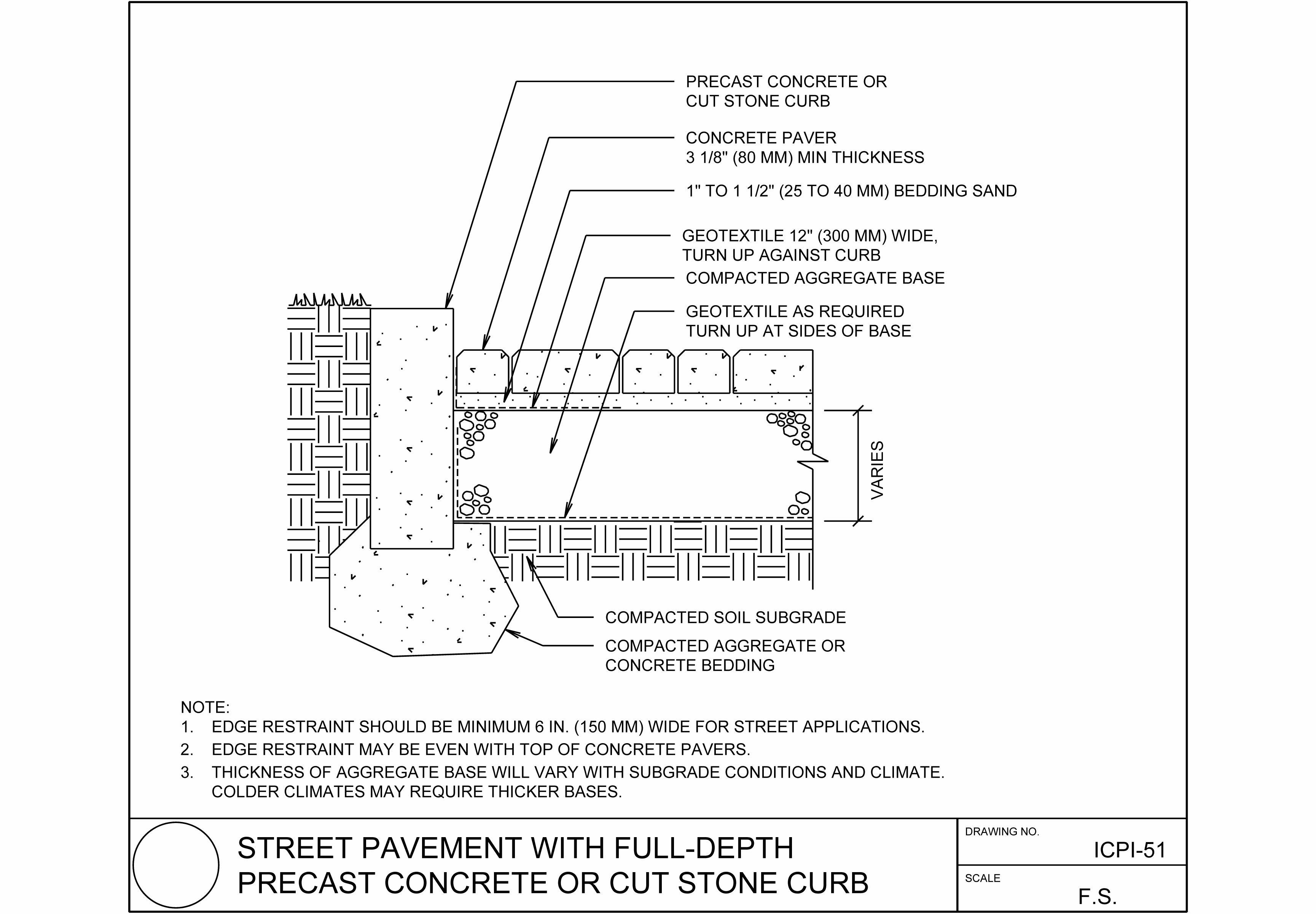 Icpi 51 Jpg 3458 2402 Precast Concrete Concrete Pavers Concrete