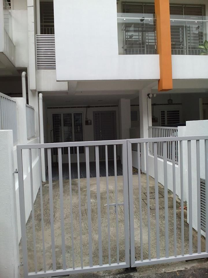 Superb For Sale: Chestwood Townhouse Kayu Ara , Bandar Utama Terrac Location:  Bandar Utama, Selangor Type: Terrace Double Storey Price: Size: 1774 Sqft  Siew ...