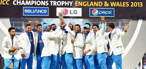 India Winner Of Champions Trophy 2013 Champions Trophy Champion Team Schedule