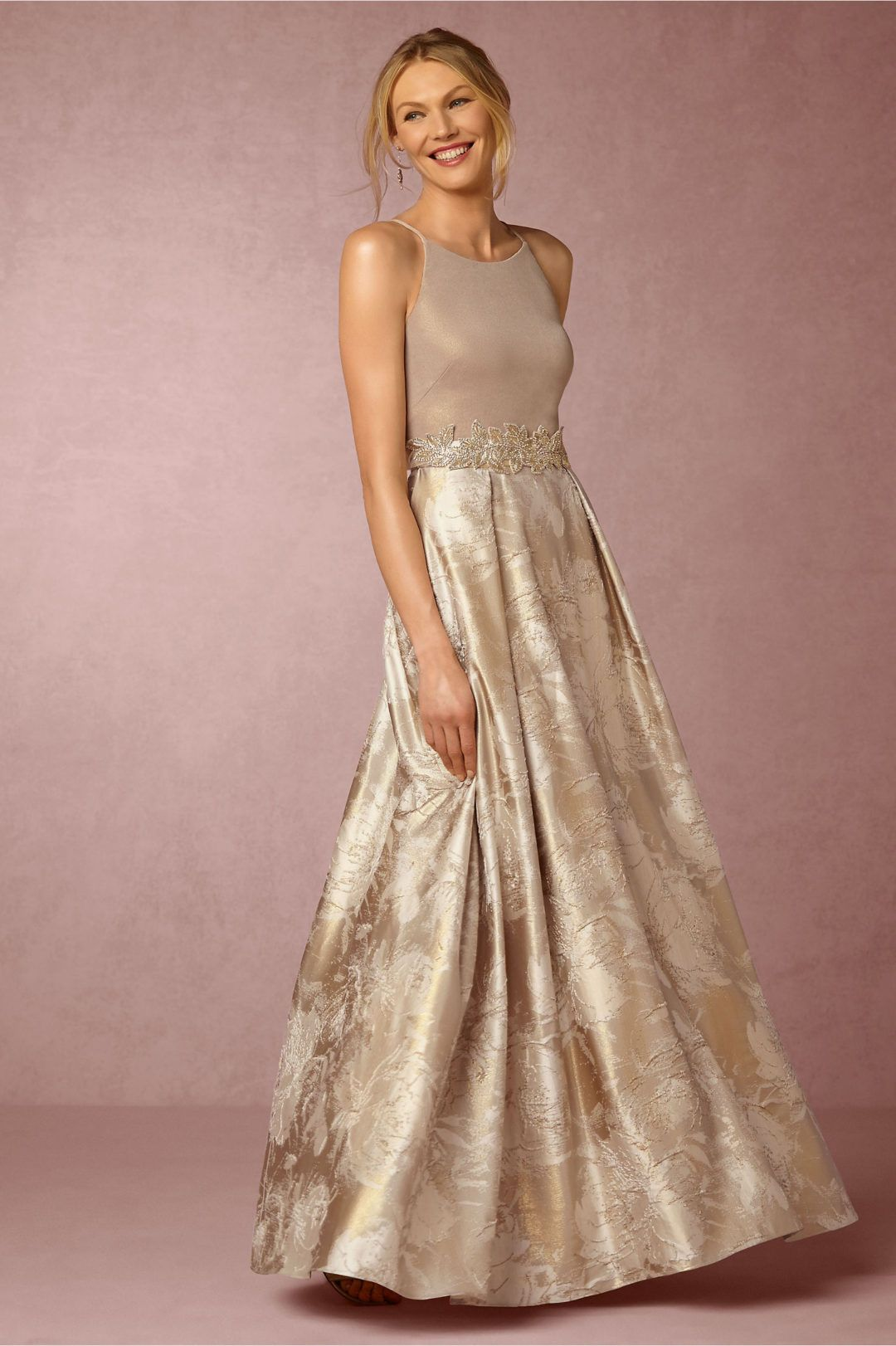 Champagne Mother of the Bride Dresses in 2018 | Mother of the Bride ...
