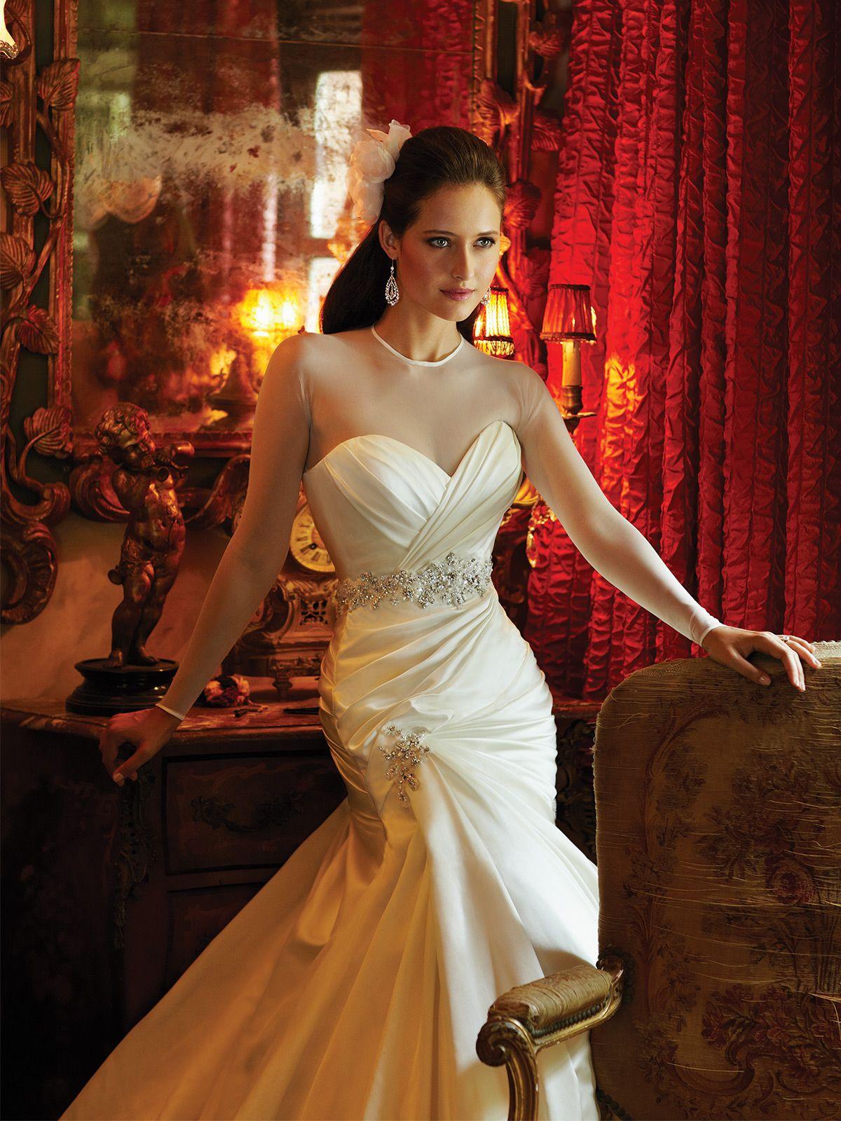 Wedding Wear Under Any Strapless Gown