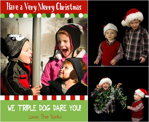 this family did a photo shoot like the movie a christmas story - When Did A Christmas Story Come Out