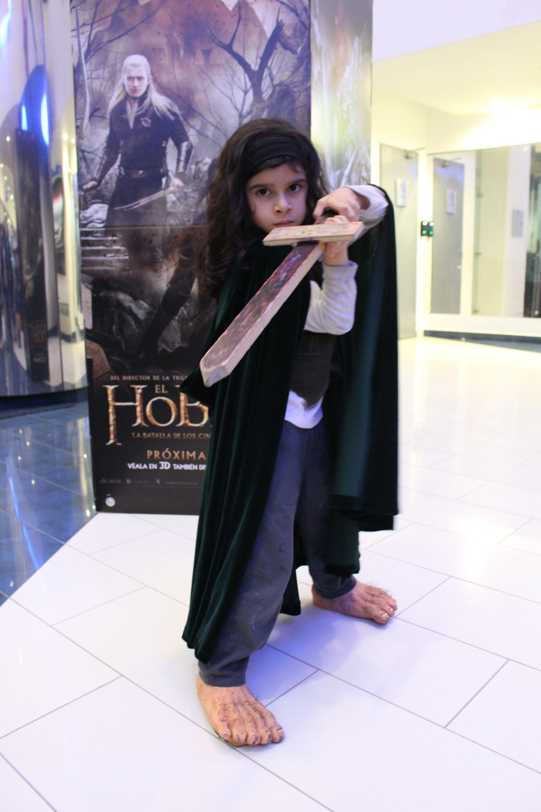 Caracterización de Frodo
