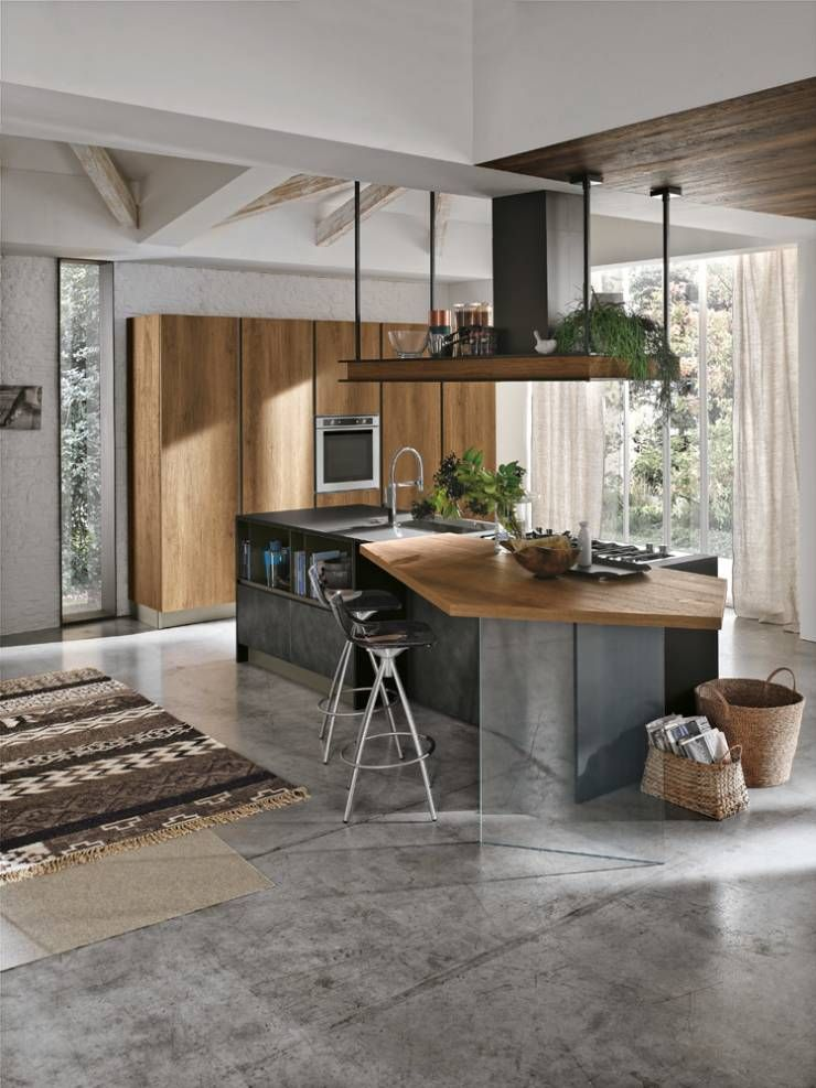 Prodotti por STOSA CUCINE | Kitchen modern, Kitchens and Modern