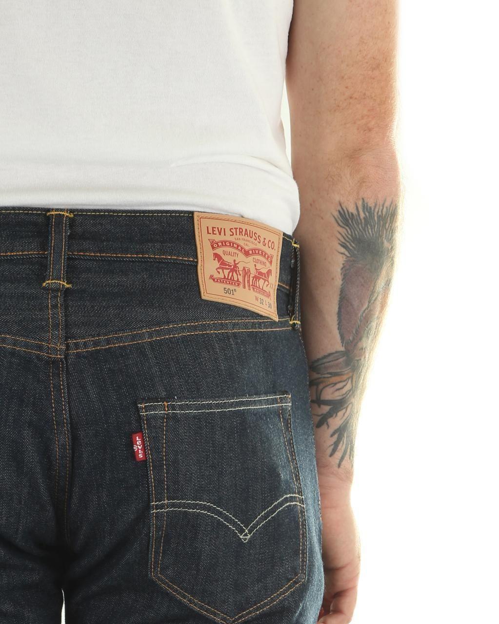 Levis 501 Original Regular Fit Mens Jeans Marlon Mens Jeans Levis 501 Mens Straight Jeans