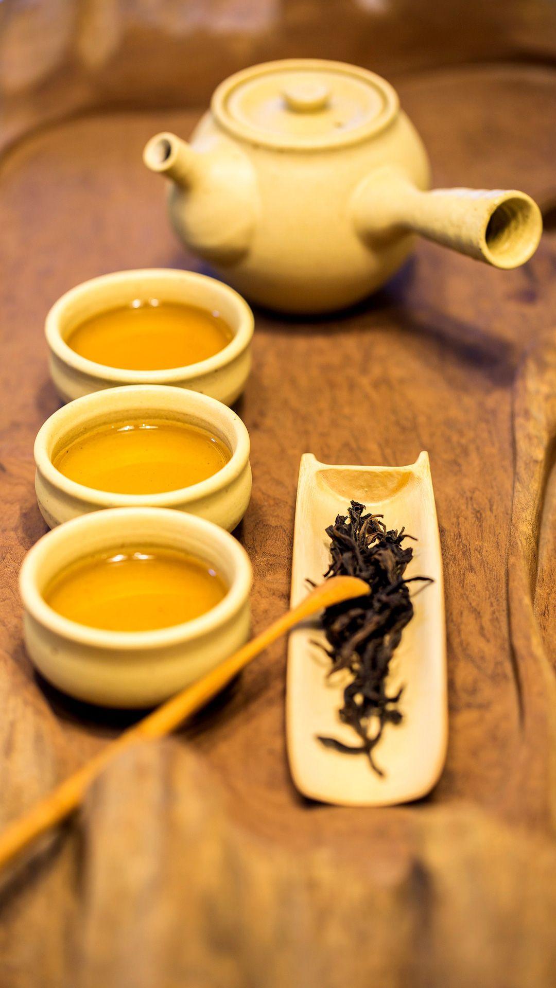 Chinese tea yummy food chinese tea food