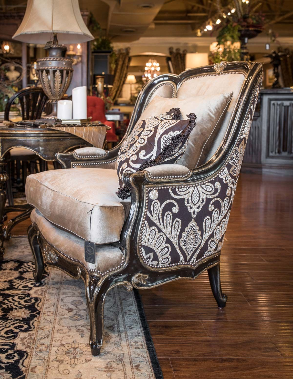Marge Carson Chairs Indoor Chair Hammock Dealer With Showroom In Clarendon Hills 2018 Home We Offer Wide Selection Of Furniture Our 10 000 Sqft Located Illinois