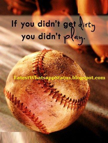 Baseball Quotes And Sayings Whatsapp Status Quotes