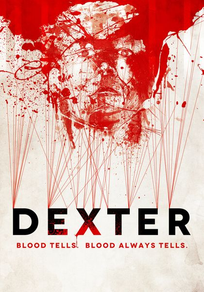 Dexter Art Print Sanat