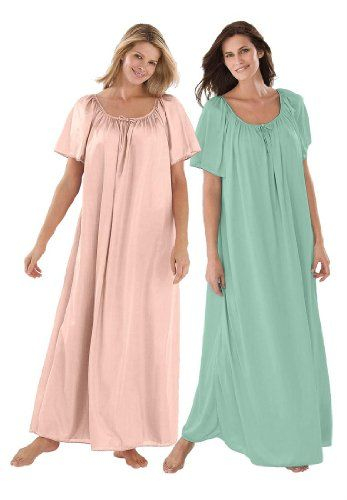29+ Plus size long nightgown ideas information