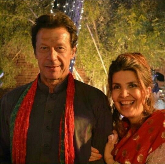 IK with his sister... | Imran khan pakistan, Imran khan ...