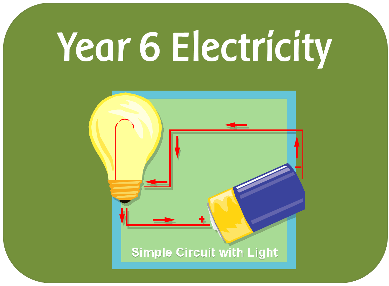 Year 6 Electricity Science Topic