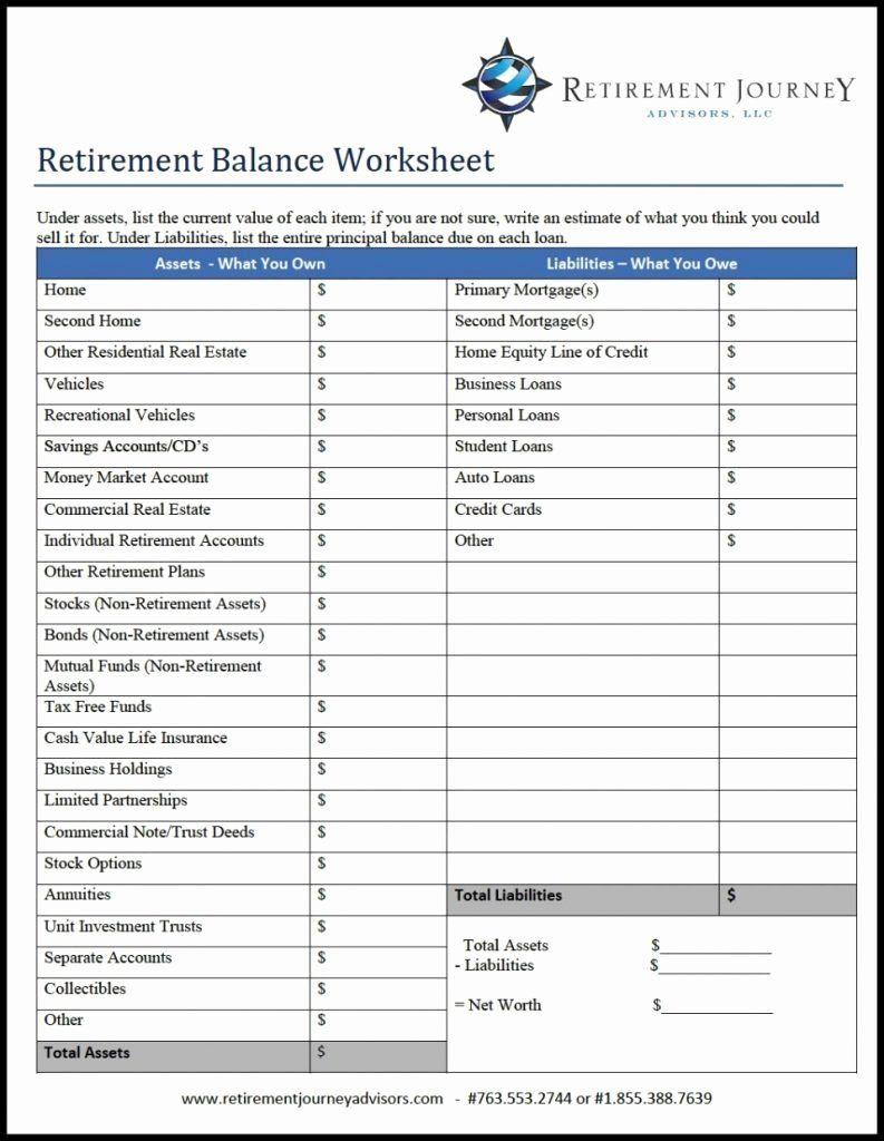 40 Estate Planning Worksheet Template In 2020 Financial Planning